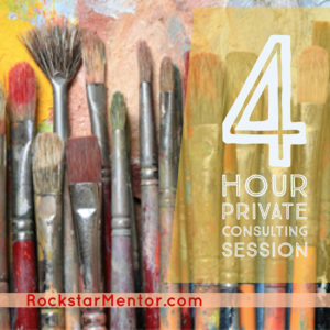 4, 1Hour Private Sessions